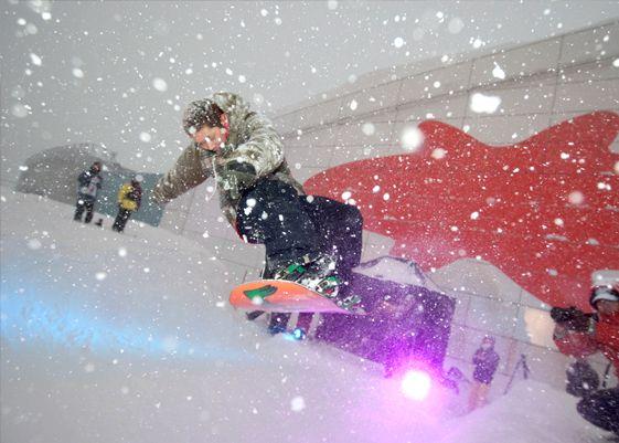 プロスノーボードチーム SCLOVER