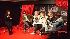 来日公演真っ最中のR5が『MTV 洋楽EXPRESS』公開収録に登場!