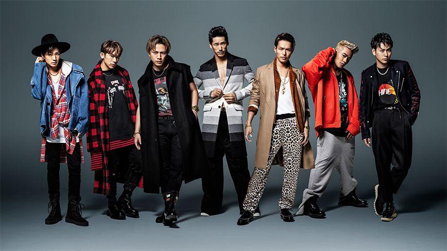 三代目 J Soul Brothers from EXILE TRIBE Non-Stop 2 Hours!