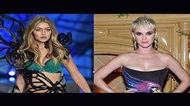 ジジ・ハディッドとケイティ・ペリー、「ヴィクトリアズ・シークレット・ファッションショー」に出演ならず