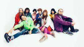 フジロック出演のスーパーオーガニズム、新曲のMVを公開