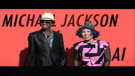 MICHAEL JACKSON x K'NAAN with AI