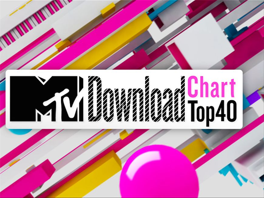 MTV Download Chart Top40