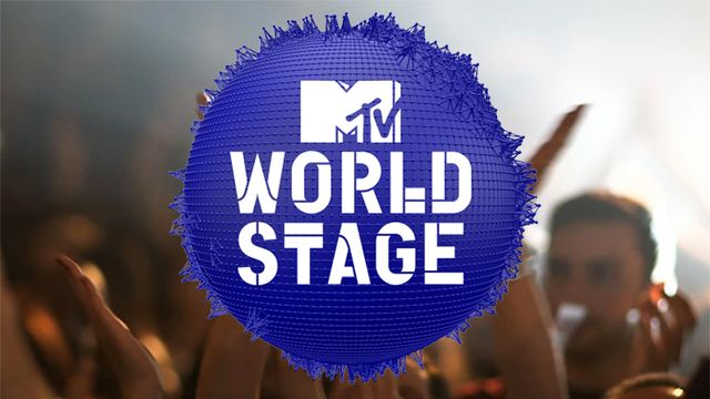 MTV WORLD STAGE:Tomorrowland 2016