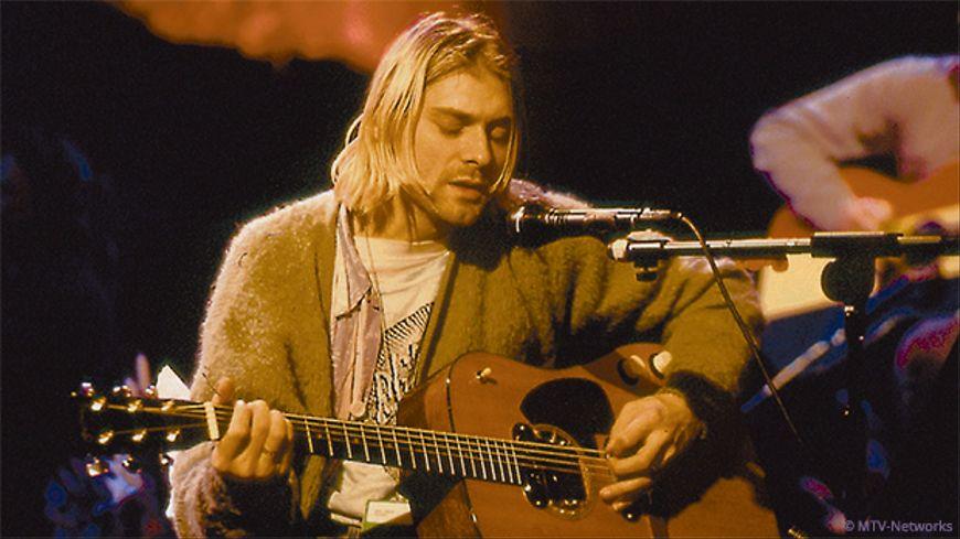 MTV Unplugged:ニルヴァーナ