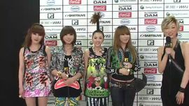 【速報】INTERVIEW - 2NE1