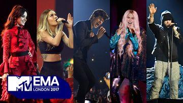 2017 MTV EMA Main Show