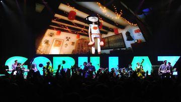 MTV WORLD STAGE:ゴリラズ