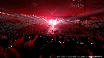 BABYMETAL LIVE AT TOKYO DOME -BLACK NIGHT-