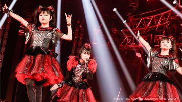 BABYMETAL LIVE AT TOKYO DOME -RED NIGHT-