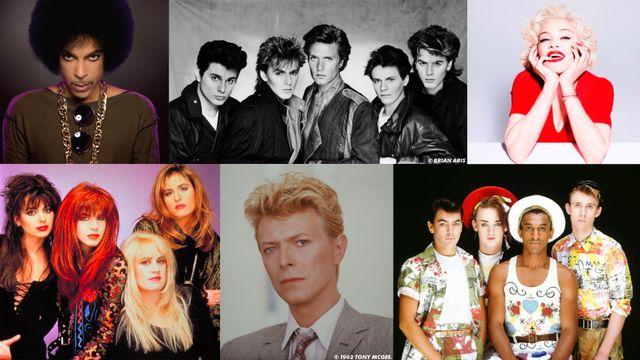【MTV史上初!】80年代洋楽ヒットソング40時間スペシャル
