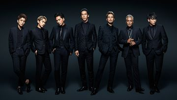 三代目 J Soul Brothers from EXILE TRIBE Live Selection