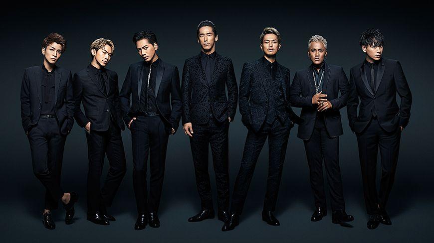 三代目 J Soul Brothers from EXILE TRIBE MUSIC VIDEO HISTORY