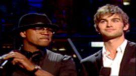 Chace Crawford, Ne-Yo Introduce Beyoncé