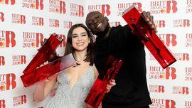 「The BRIT Awards 2018」、デュア・リパとストームジーが2冠!MTVにて国内独占放送