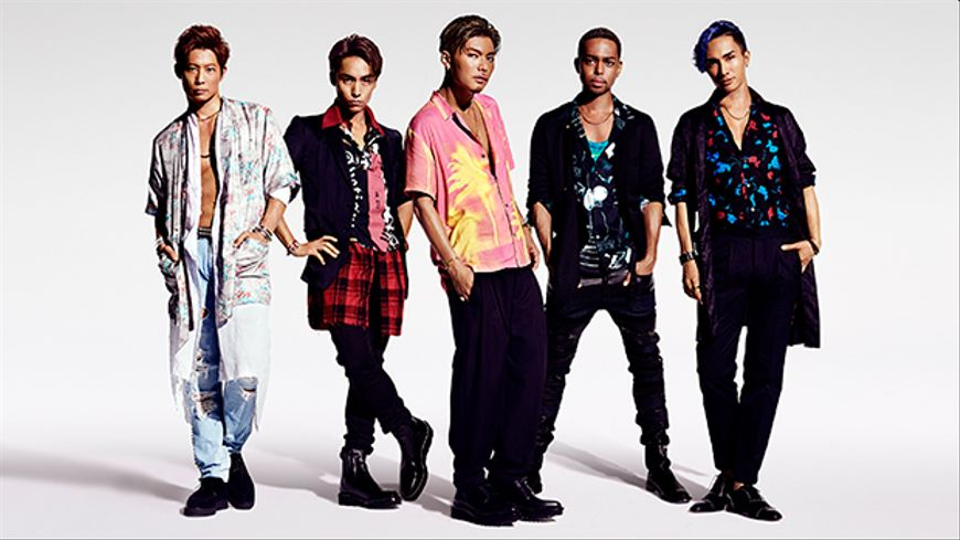 EXILE THE SECOND VideoSelects