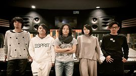THE BACK HORN、宇多田ヒカルと共同プロデュースした新曲完成
